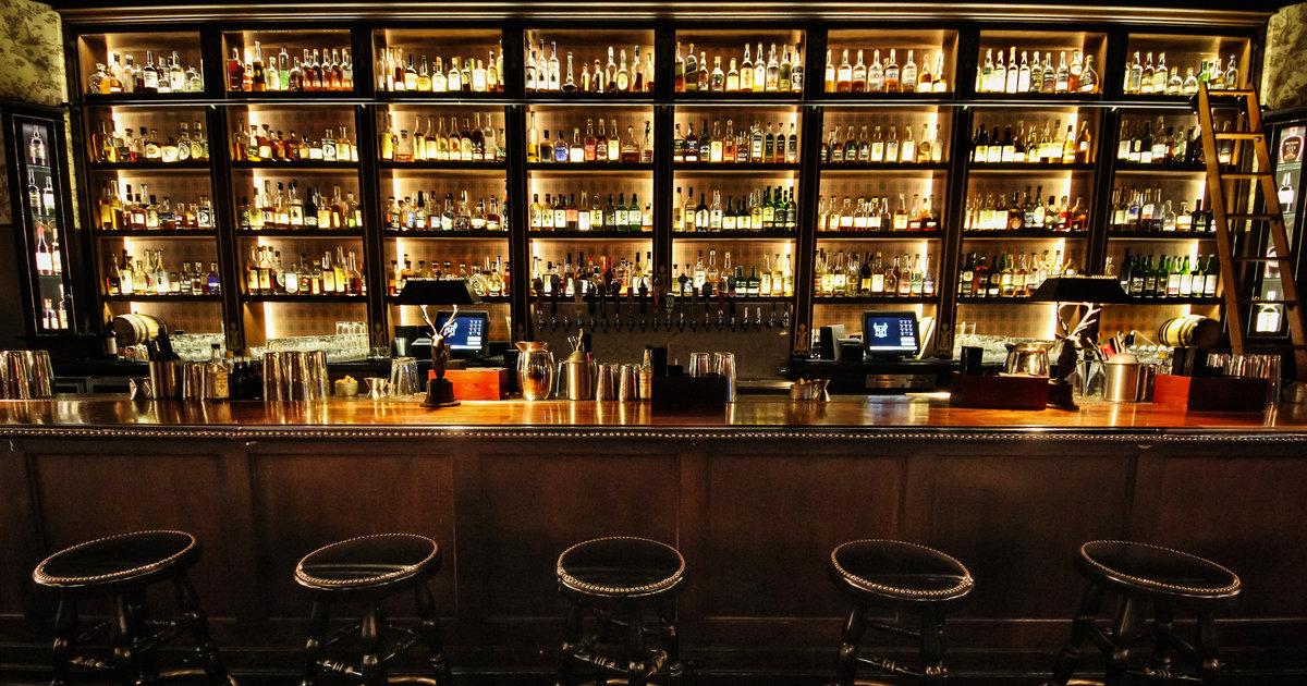 The Best Whiskey Bars In San Diego Thrillist