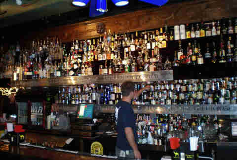 Aero Club Best Whiskey Bars SD