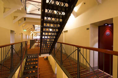 Hotel Katajanokka stairs