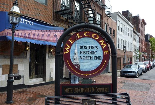 Boston Ma North End Restaurants Odeon