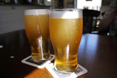 sudsy beer