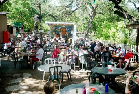 Outdoor Drinking Guide ATX