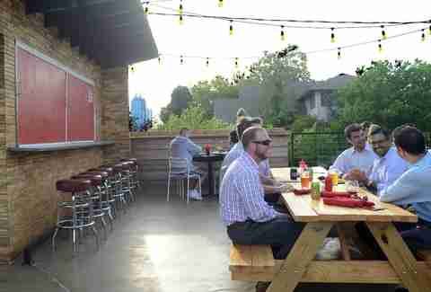 Silo on 7th Outdoor Drinking Guide ATX