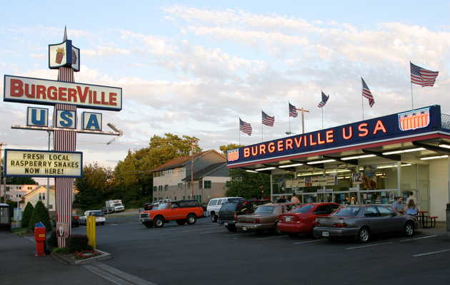 11 things you didn't know about Burgerville