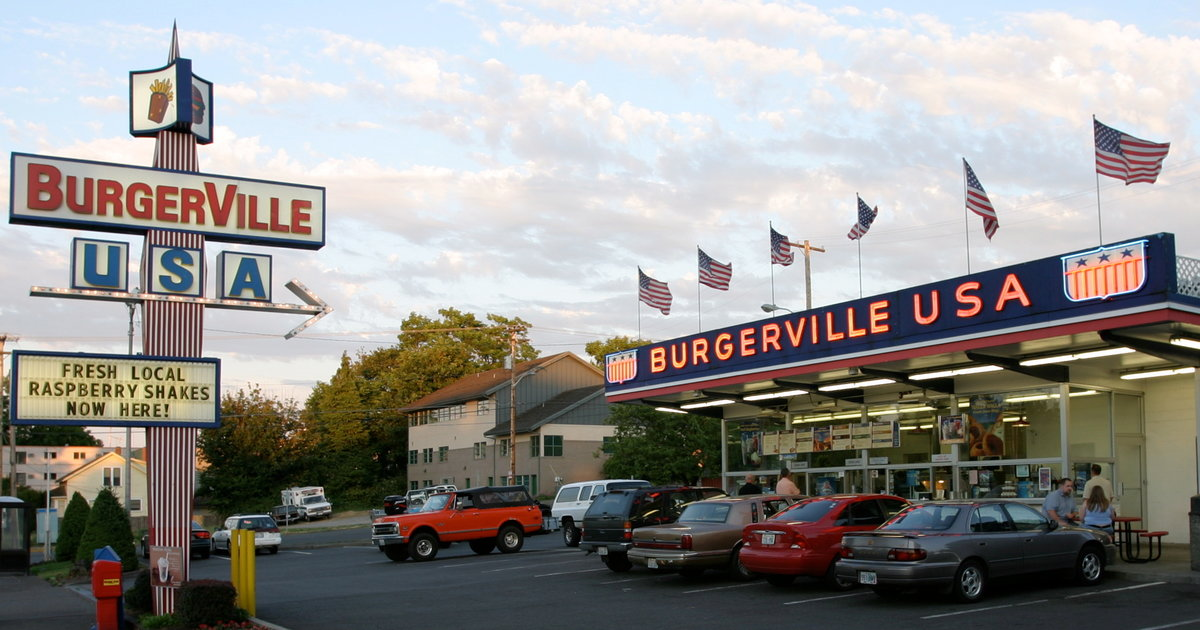 11 Things You Didn T Know About Burgerville Thrillist