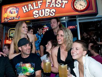 Half Fast Subs DEN