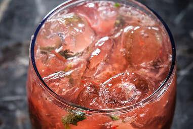Watermelon julep