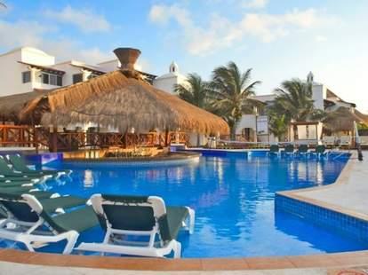 Hidden Beach Resort - Au Naturel Club: A Nation, Mexico Venue.
