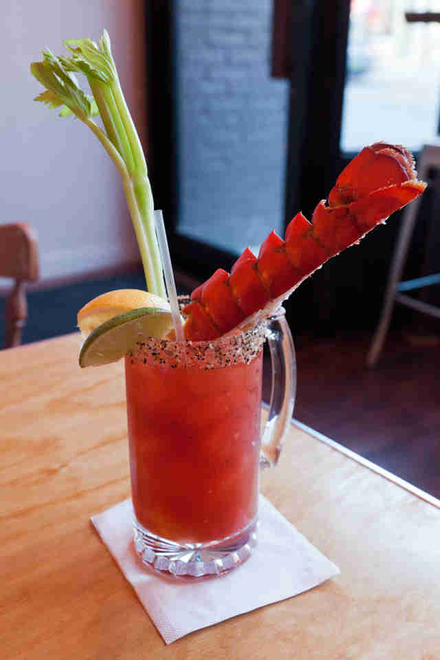 Rock Lobster Caesar