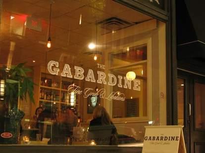The Gabardine Toronto