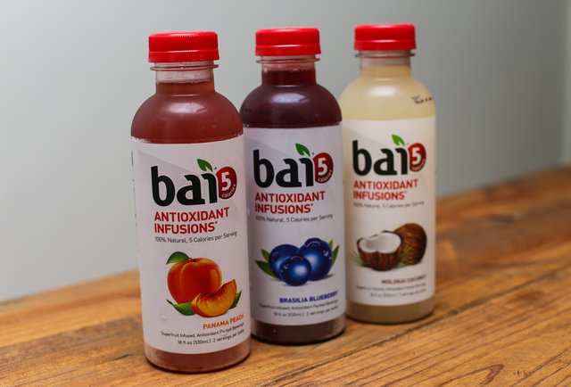 Coffee Fruit Drink Bai 5 Taste Test