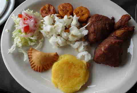 ecuadorean food