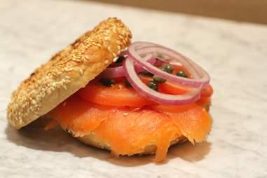 Best Bagels NYC