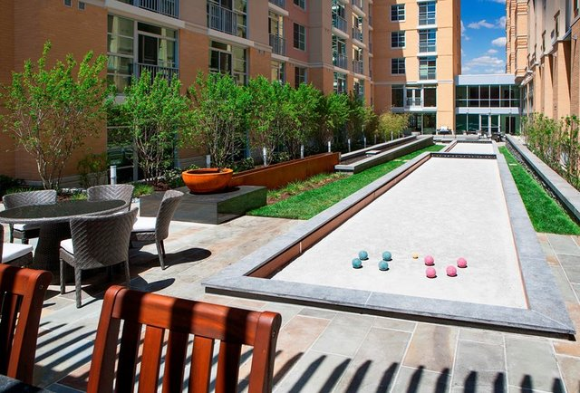 Washington Dc Apartment Buildings With Best Amenities