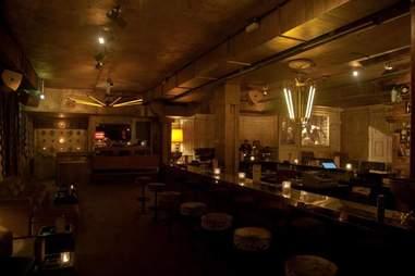 Trust Bar interior