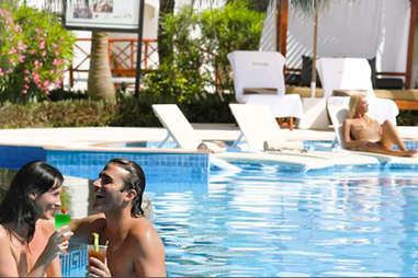 people pool