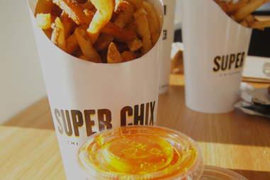super chix fries