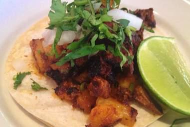 Angela's Café Best Tacos BOS
