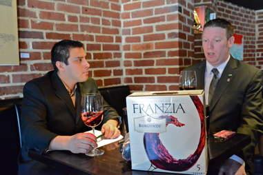 Burgundy Franzia