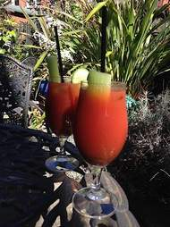 Le Quecum Cocktails