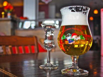 Shot and a beer specials DEN