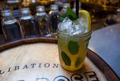 Jack Rose Libation House NYC