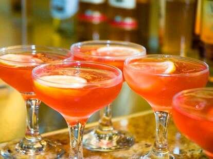 SoBou cocktails