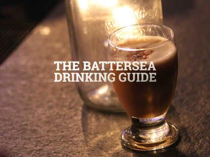 Battersea drinking guide