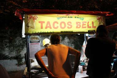 tacos bell tex mex