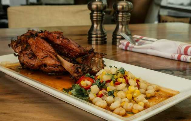 Barter: Pork Shank Recipe