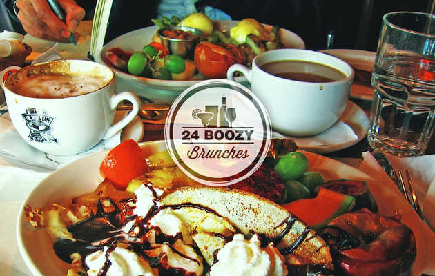 Where to Boozy Brunch in Montreal: A hood-by-hood guide