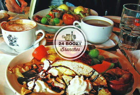 Boozy Brunch Montreal