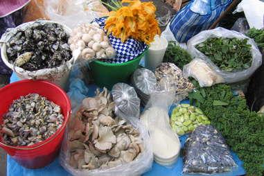 mexican market food