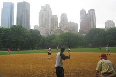 Softball Ringer NYC