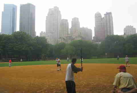 Softball Ringer NYC