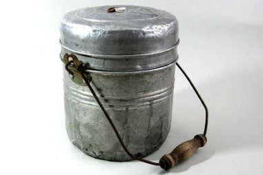 steel pail