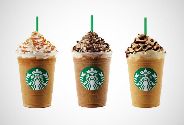 Starbucks Crazy Drinks