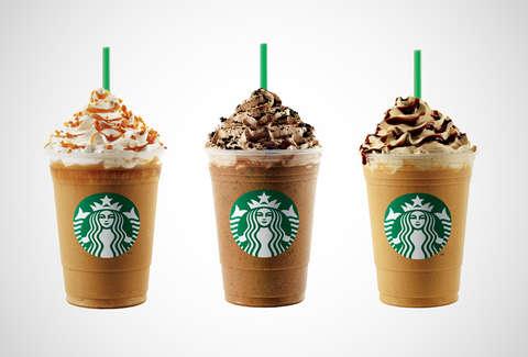Starbucks Debuts Summer Drinks Menu With Three Fruccinos