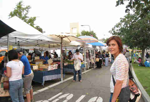 Berkeley Farmers Market