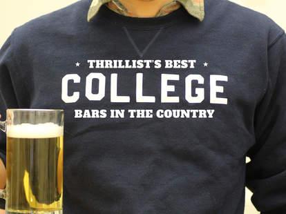 best college bars