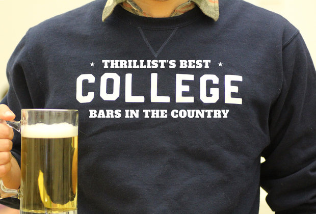 Best College Bars in America of 2014