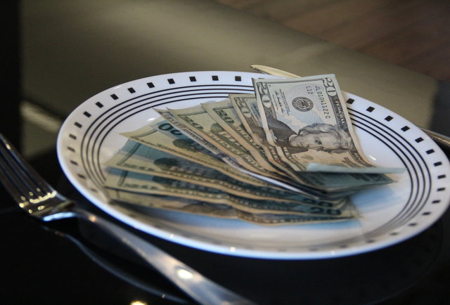 The more we pay for food, the better we like it, says research