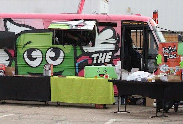 A marijuana food truck is now rolling across America