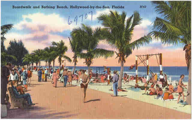 Hollywood-by-the-Sea, Florida