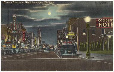 Muskegon, Michigan