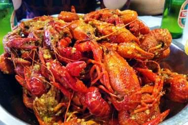 Crawfish & Noodles 12 Essential Restaurants HOU