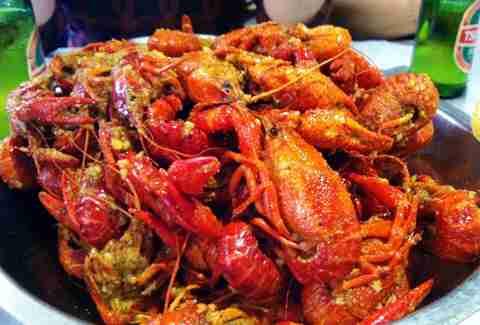 Crawfish & Noodles 12 ristoranti essenziali HOU