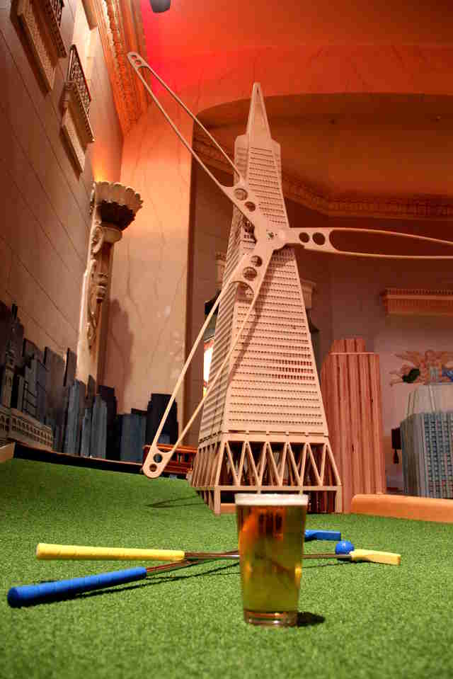 Transamerica at Urban Putt