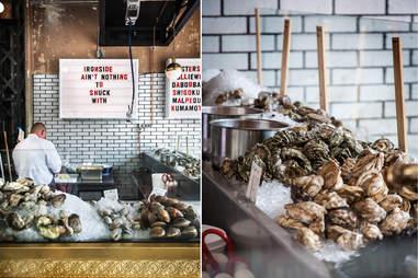 Raw Bar Ironside Fish & Oyster SD