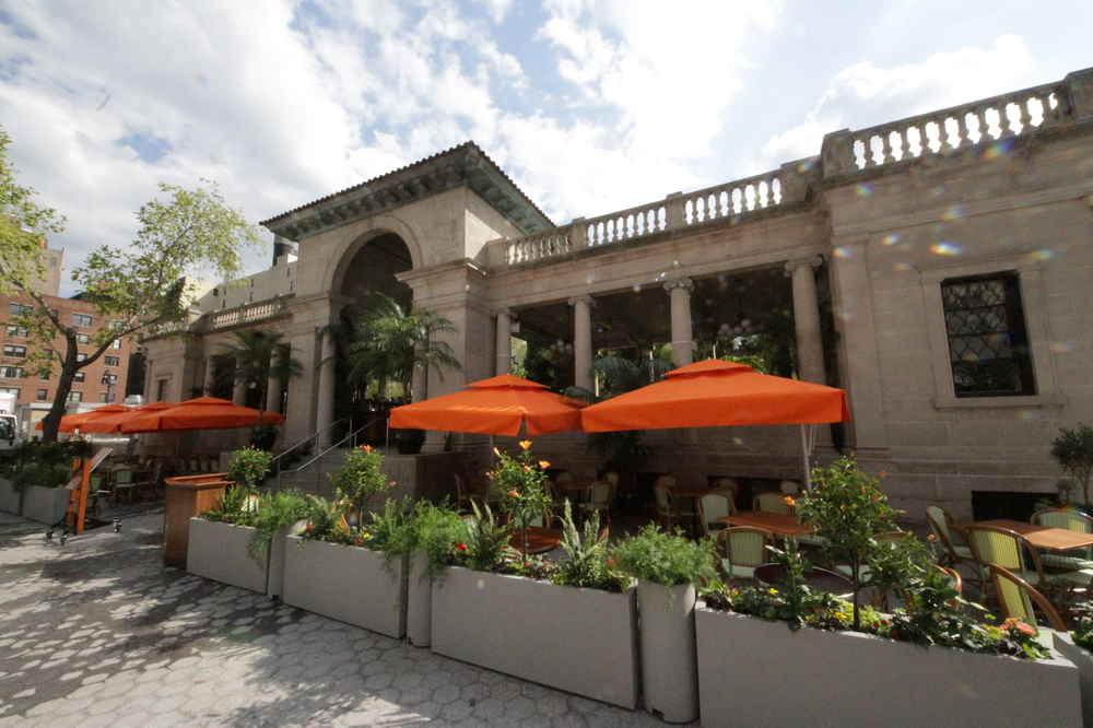 The Pavilion Union Square Restaurant Nyc Thrillist